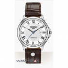 Ceas Windsor Brown Leather Strap 706856 41 12 07
