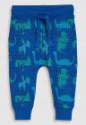 Pantaloni Sport Cu Model Cu Dinozauri