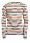 Bluza Cambrata Cu Model In Dungi