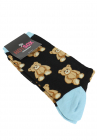 Sosete Hotsox Teddy Black