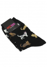Sosete Hotsox Kitty Black