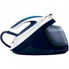 Statie De Calcat Philips Perfectcare Elite Gc9620 20  Talpa T ionic Glide  2400 W  Alb albastru