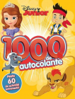 Disney Junior. 1000 De Autocolante