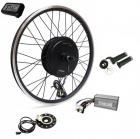 Kit Conversie Bicicleta Electrica 36v1000w  roata Fata 26 Inch   fara Baterie