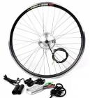 Kit Conversie Bicicleta Electrica 36v 350w  roata Fata 26 Inch   fara Baterie