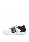 Pantofi Sport Slip on De Piele Ecologica