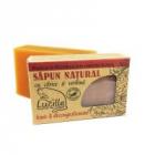 Sapun Natural Cu Citrice Si Verbina  90gr Bliss Herbal