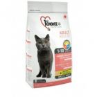 Hrana Uscata Pentru Pisici Cat Adult Indoor Vitality 1st Choice 10 Kg