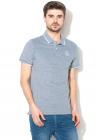 Tricou Polo Slim Fit Din Pique