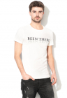 Tricou Slim Fit Cu Imprimeu Text