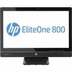 All In One Hp Eliteone 800 G1  Intel Core I5 Gen 4 4570s 2.8 Ghz  8 Gb Ddr3  128 Gb Ssd  Webcam  Display 23inch Full Hd
