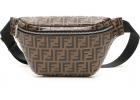 Fendi Ff Leather Beltbag
