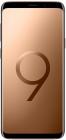 Smartphone Samsung Galaxy S9 Plus  Ecran Wide Quad Hd+  Gorilla Glass 5  Octa Core 2.7 Ghz + 1.7 Ghz  256gb  6gb Ram  Dual Sim  4g  Nfc  Qi Charge  Fast Charge  Sunrise Gold
