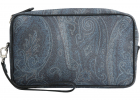 Etro Paisley Printed Pouch