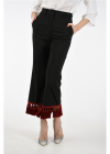 Dolce & Gabbana Trousers With Tassel