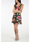 Dolce & Gabbana Flower Brocade Dress