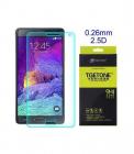 Folie De Sticla 0.26 Mm   Tempered Glass   Pentru Galaxy Note 4