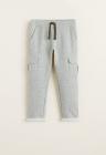Pantaloni Jogger Cu Snur Pentru Ajustare