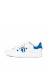 Pantofi Sport De Piele Ecologica   Cu Imprimeu Logo
