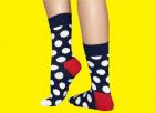 Sosete Happy Socks Buline Uriase    Happy Socks