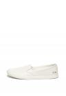 Pantofi Slip On De Piele Si Piele Ecologica Cu Ortholite ® Lancelle