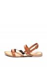 Sandale De Piele Calcis