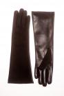 Mănuși De Damă Lungi  Confectionate Din Piele Naturală M101