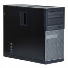 Dell Optiplex 7010 Intel Core I5 2400 3.10 Ghz  4 Gb Ddr 3  250 Gb Hdd  Dvd rw  Tower  Windows 10 Pro Mar