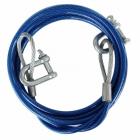 Cablu Remorcare Din Otel  Sarcina Maxima 2200 Kg