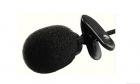Microfon Mini Universal Lavalier Portabil Cu Jack 3.5mm Pentru Conferinte  Studio  Pc  Android  Ios