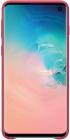 Samsung Protectie Pentru Spate Leather Red Pentru Galaxy S10