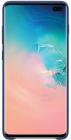 Samsung Protectie Pentru Spate Leather Navy Pentru Galaxy S10 Plus