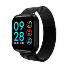 Resigilat Smartwatch Ihunt Watch Me   Bratara Metalica+bratara De Silicon Cadou
