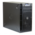 Dell Poweredge T420 1 X Intel Xeon E5 2407 2.20 Ghz  16 Gb Ddr 3 Reg  2x1.2tb + 2x300gb Hdd 2.5 Inch  Perc H310  Tower