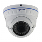 Camera Multistandard Analog ahd cvi tvi Dome Varifocal 30m Full Hd 1080p Eyecam Ec ahdcvi4092