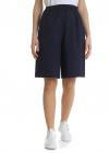Fay Blue Oversized Shorts With Fay Logo