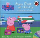Peppa Box Of Audio & Books