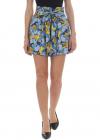 Blue Amaro Shorts