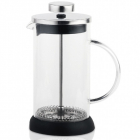 Infuzor Ceai Si Cafea Grunberg  600 Ml  Sticla  Inox