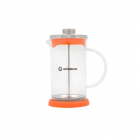 Infuzor Ceai Si Cafea Grunberg  350 Ml  Sticla  Inox