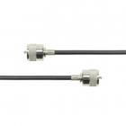 Cablu De Legatura Pni R45  Mufe Pl259  Lungime 45 Cm