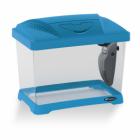 Acvariu De Plastic Albastru Ferplast Capri Junior 41x26.5x34cm