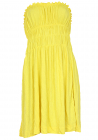 Rochie Mango Simple Yellow
