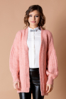Cardigan Elyos Rose