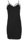Rochie Pull And Bear Jacqueline Black