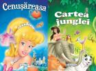 2 Povesti: Cenusareasa Si Cartea Junglei