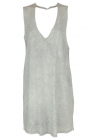 Rochie Pull And Bear Sally Light Grey