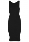 Rochie Pull And Bear Georgia Black