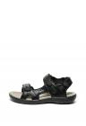 Sandale De Piele Ecologica   Cu Velcro