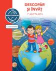 Carte Cu Autocolante   Descopar Si Invat Planeta Mea  dupa Metoda Montessori